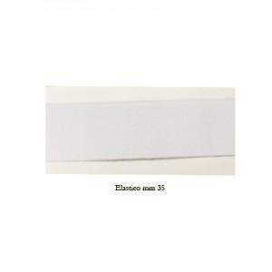 Elastico Morbido mm35 - rotolo 10 mt