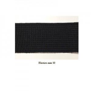 Elastico Morbido mm50- rotolo 10 mt