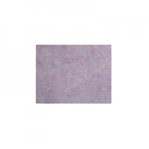 Feltro lilla melange 3 mm -  3 fogli da cm 100x100