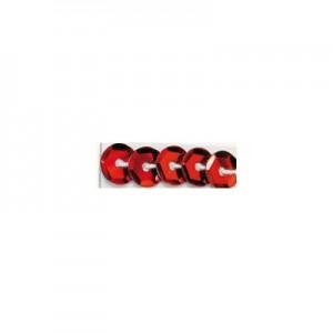 Paillettes Couvettes in tubetto mm 6