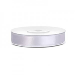 Nastro Doppio Raso Bianco - 16mm - rotolo 50mt