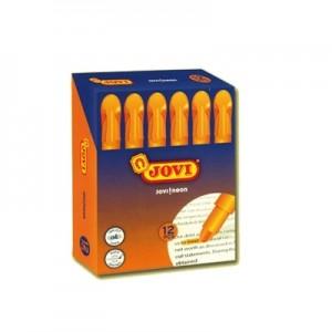 Evidenziatore Gel Arancio Fluo - scatola 12pz