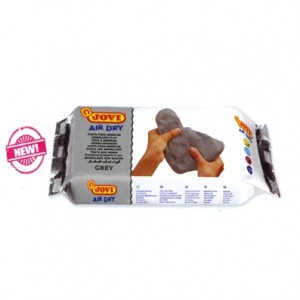 Pasta Modellante autoindurente Grigio - confezione 1 kg