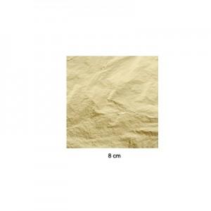 Foglia Oro 22 kt Libretto cm 8x8 - 25 foglietti
