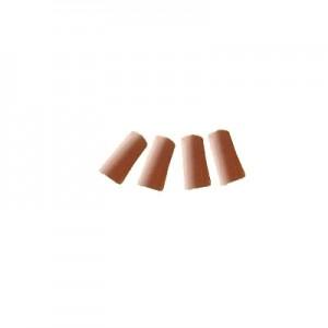 Tegole mini - mm 24x12x6     Busta da 250 pz