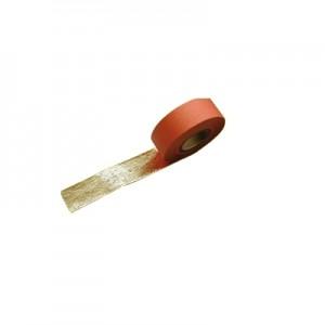 Rollino Foglia Oro Decalco - cm 2 x 50 mt