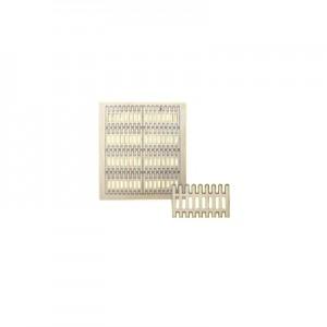 Kit per recinto - steccato da cm 6x3.5